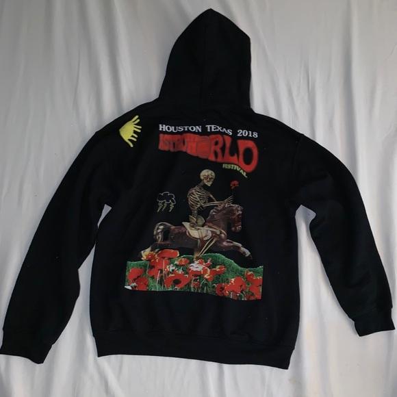 a7f8f2ceb75 Travis Scott Astroworld Festival Houston TX hoodie.  M 5bf180749e6b5b428c6e137c